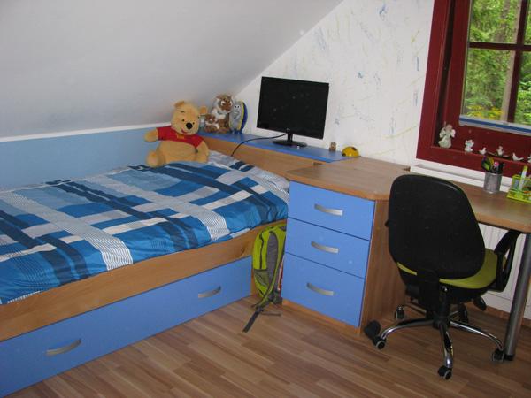 Brunarica: fantovska otroška soba