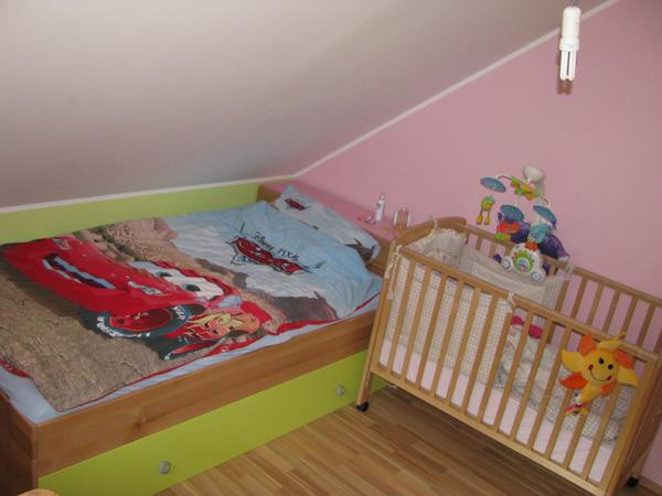 Brunarica: otroška soba