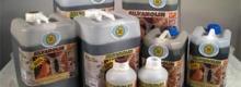 Zaščita lesa z okolju prijaznimi pripravki podjetja Silvaprodukt