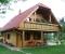 Lesene hiše ikona Slovenije