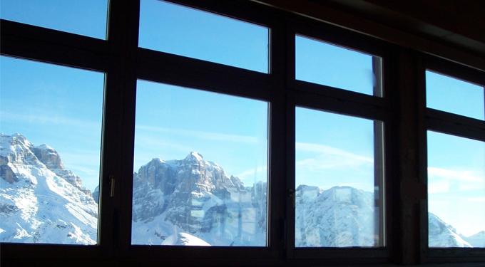 Toplotna prehodnost oken